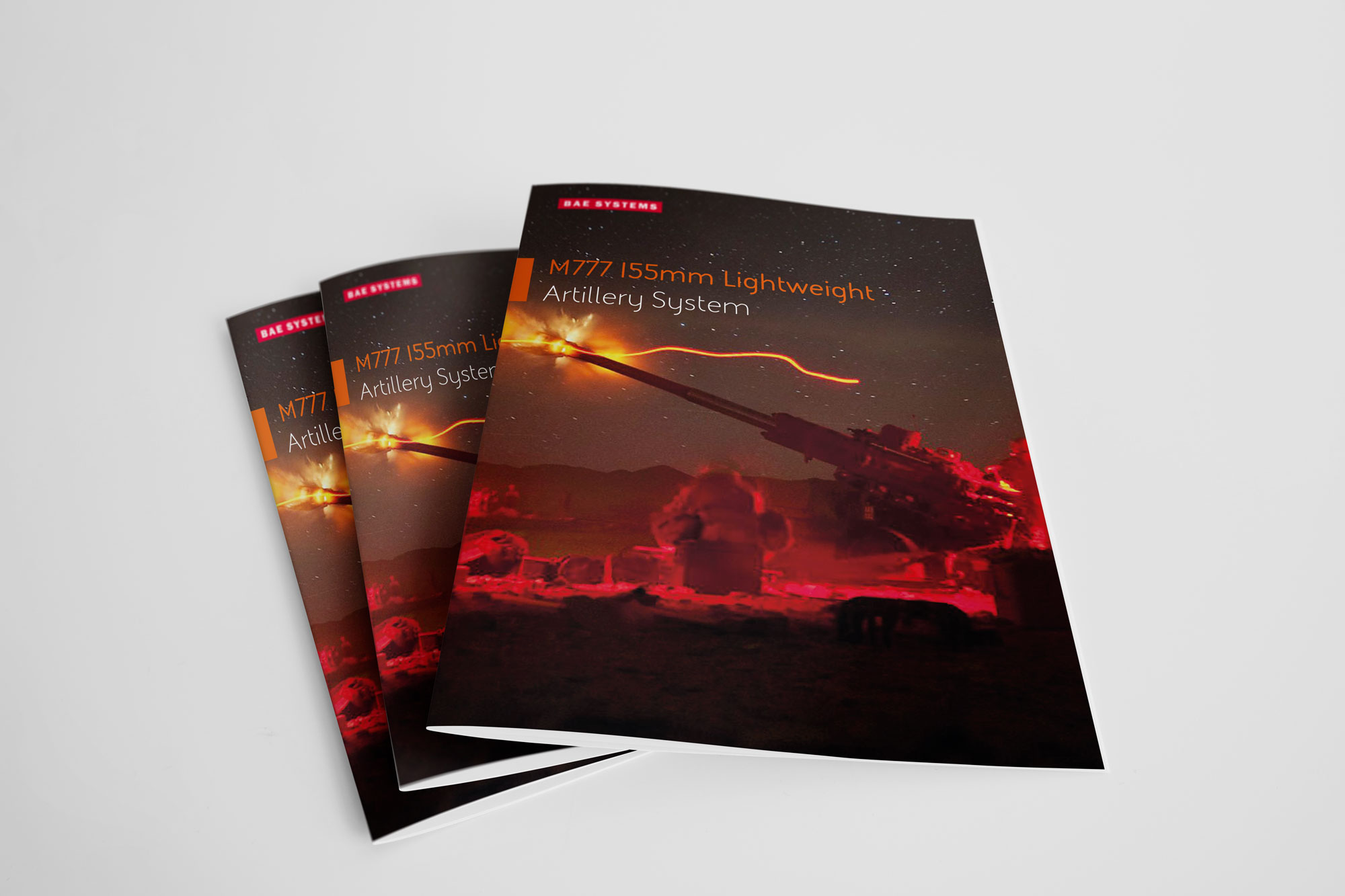BAE Systems Graphic Design