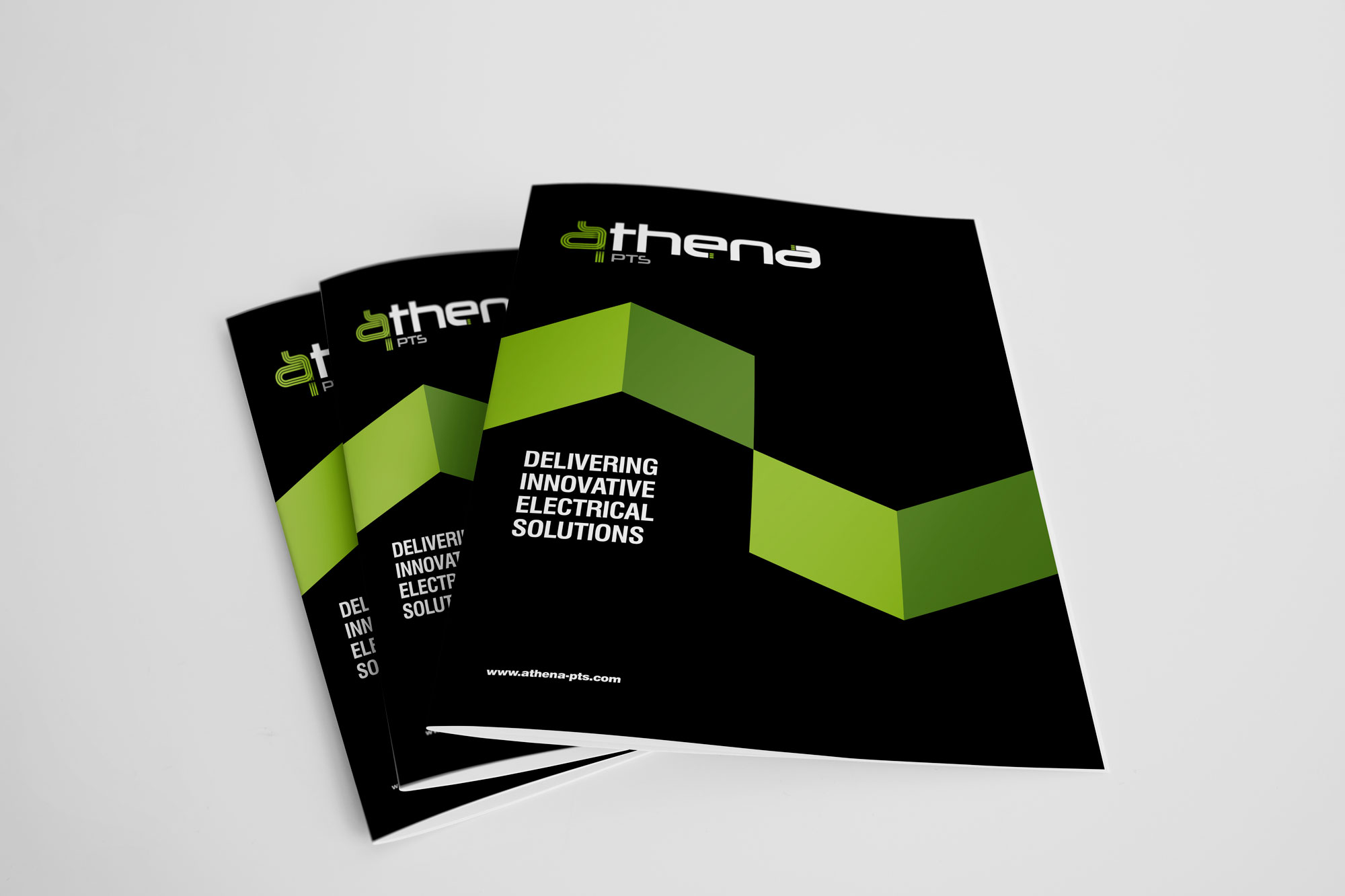 Athena Corporate Branding