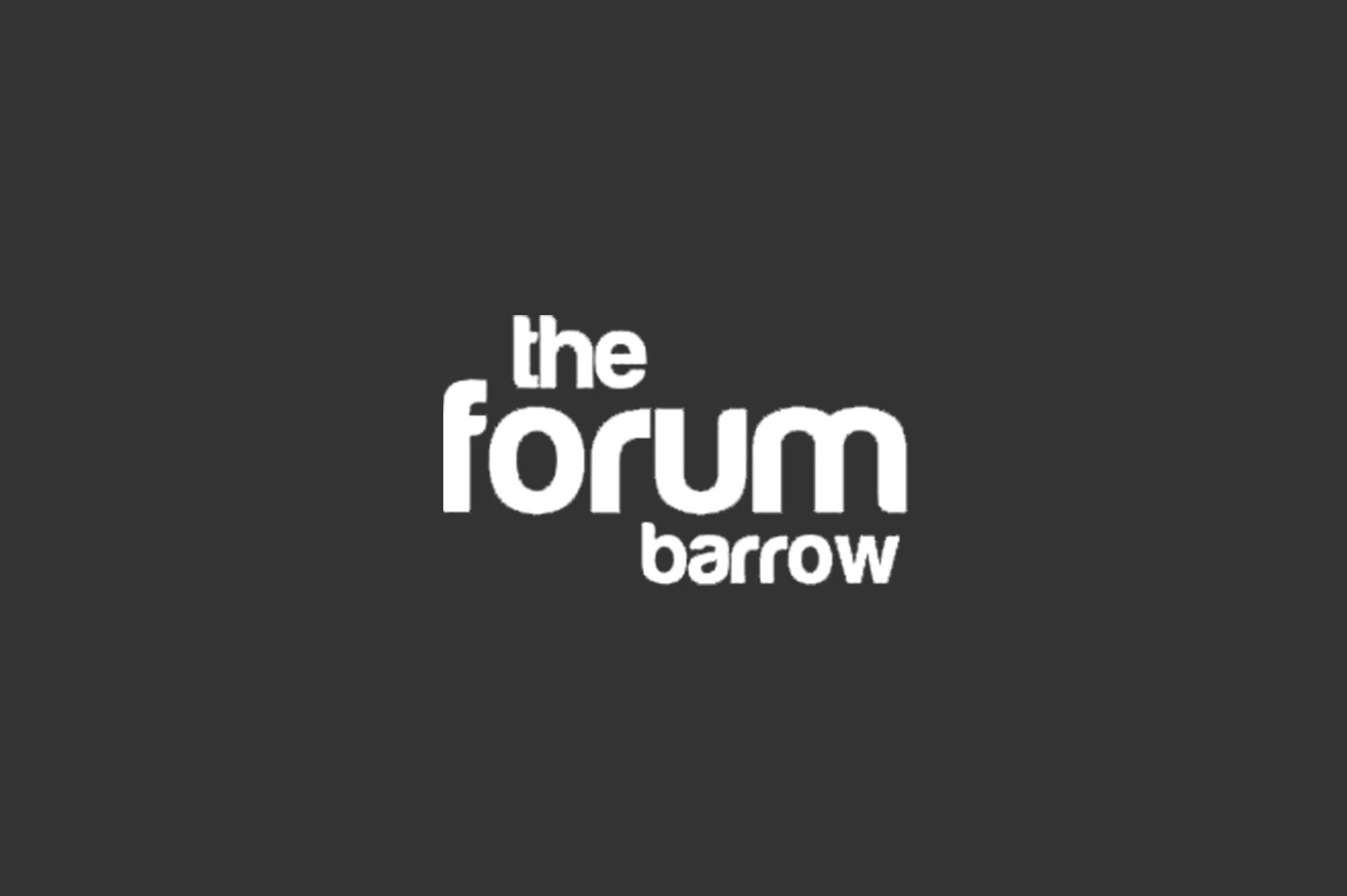 The Forum Barrow logo
