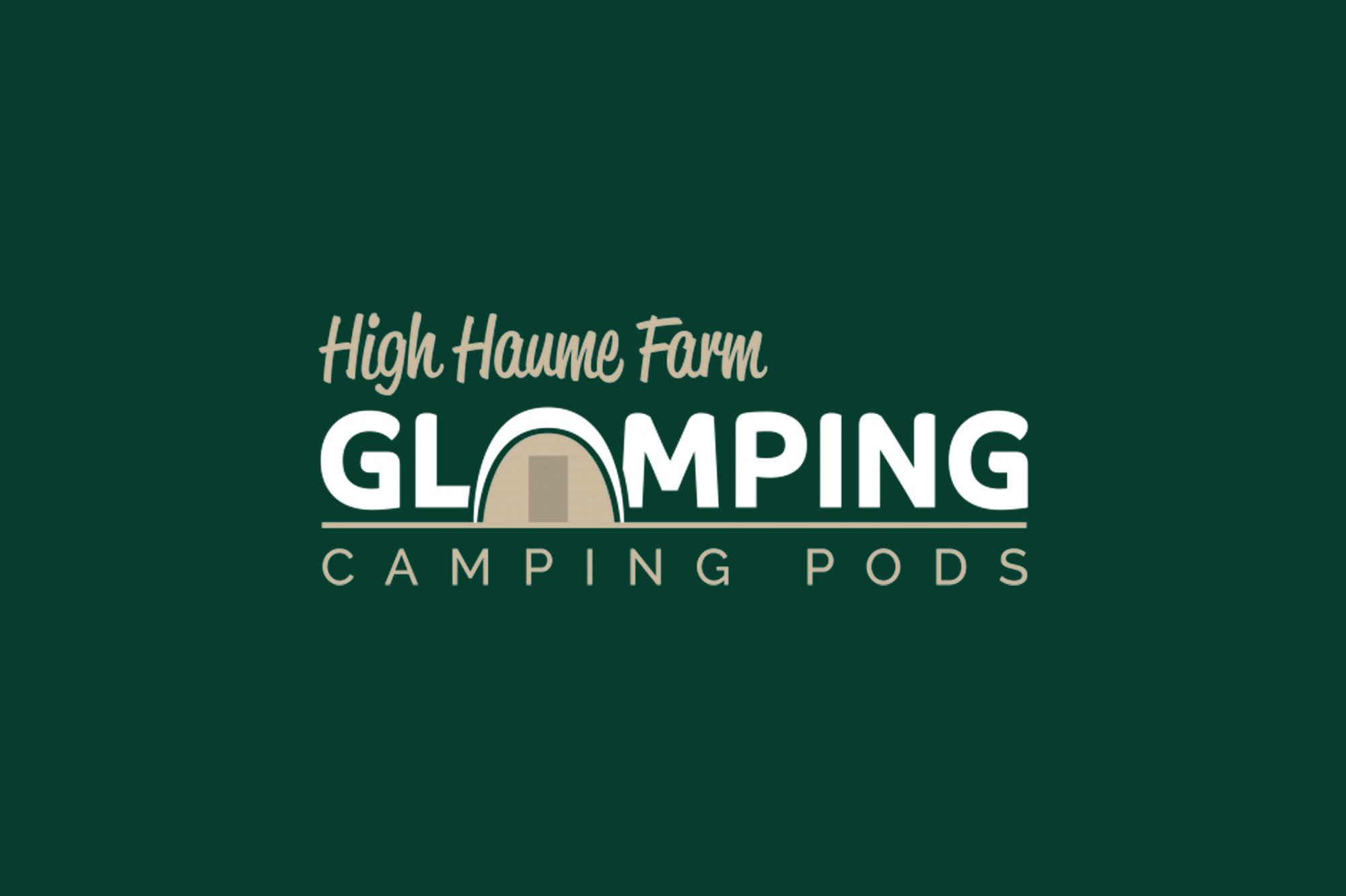 High Haume Farm Glamping logo