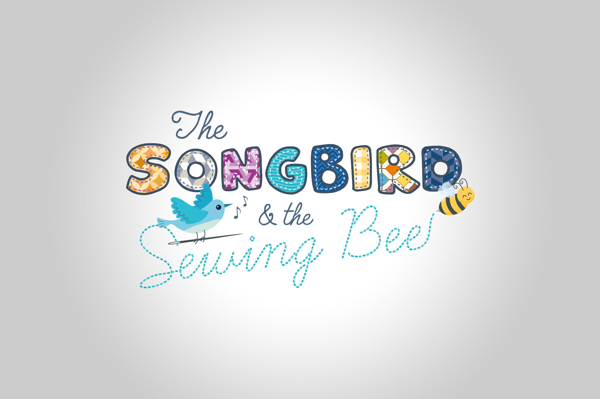 Songbird Sewing Logo Design