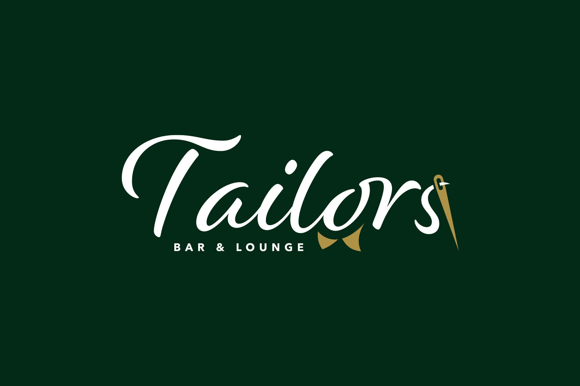 Tairlors Bar Logo Design